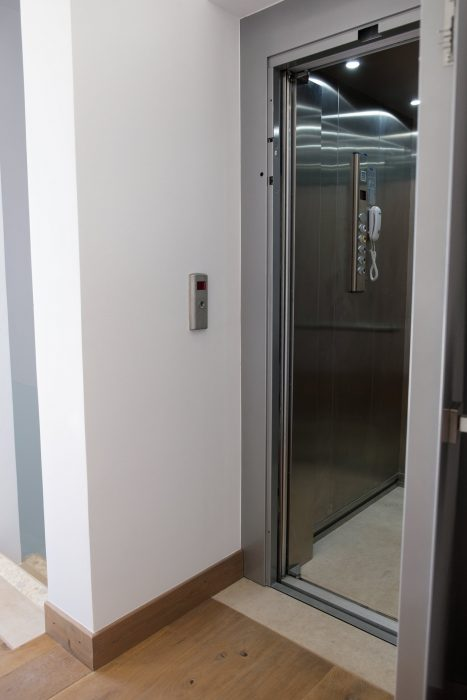 Εσωτερικό Ασανσέρ