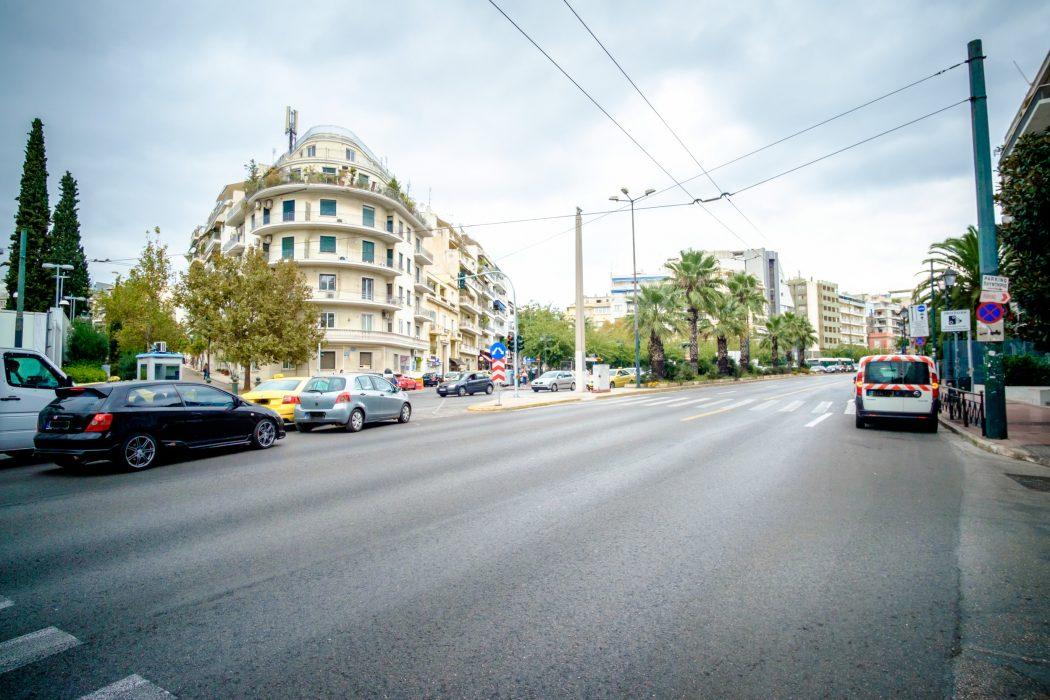 Vasileos Georgiou Avenue