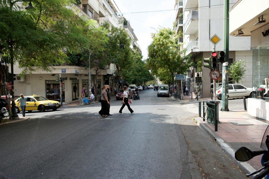 Patriarchou Iokim road