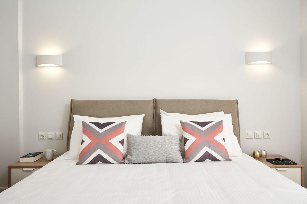 Διπλά Κρεβάτια που μετατρέπονται σε μονά