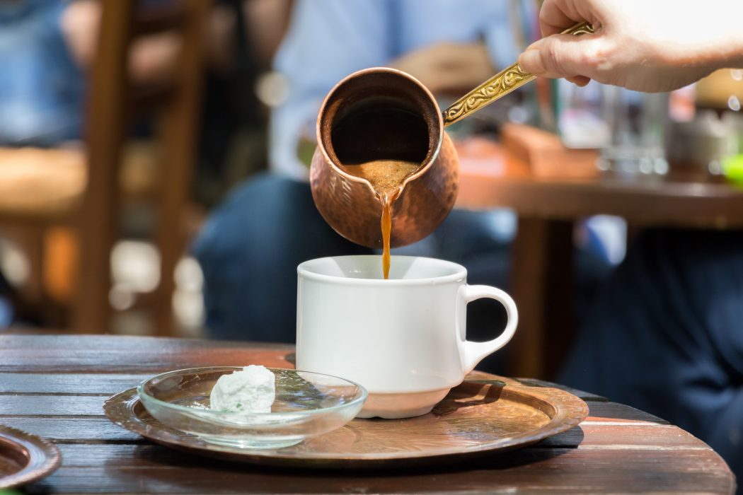 The Art of Greek Coffee